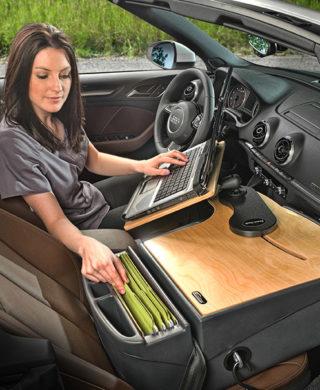 Auto Reach Desk Birk